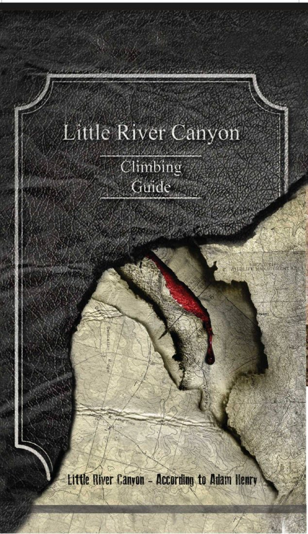 Little River Canyon Climbing Guide
