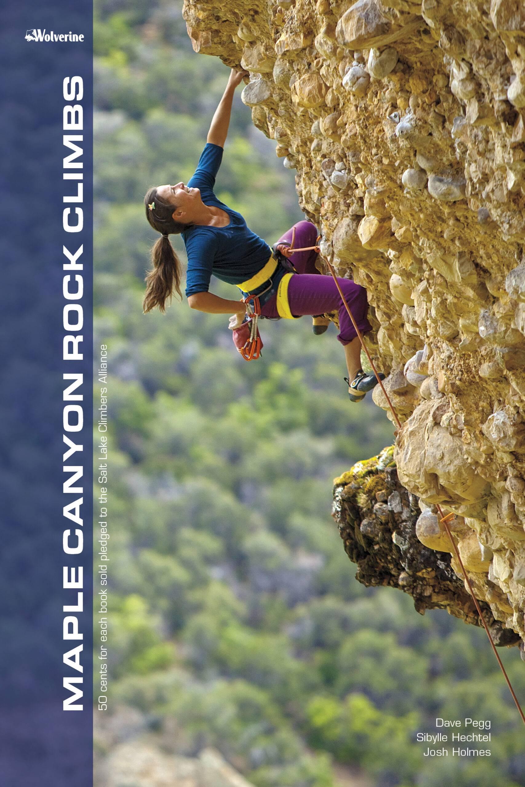 Maple Canyon Rock Climbs