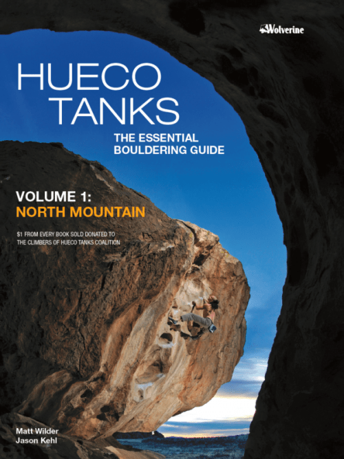 Hueco Tanks North Mountain Bouldering Guide