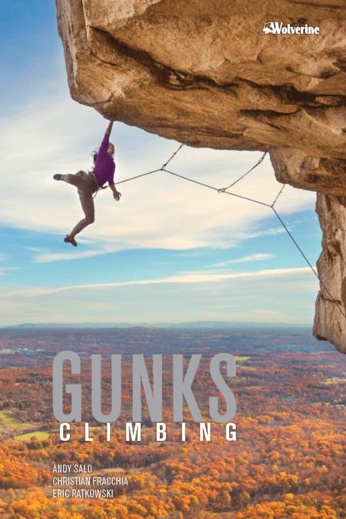 Gunks Climbing